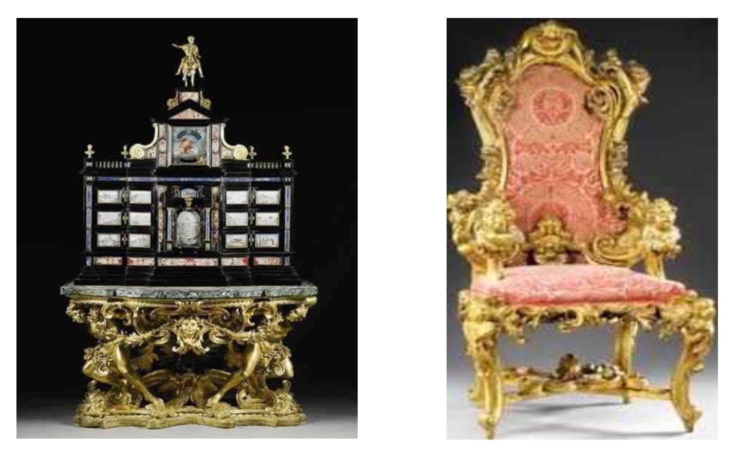 Historia Del Mueble Antig Edades Maestre # Muebles Renacentistas