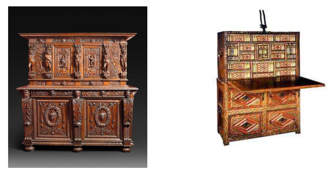 Historia del mueble antig edades maestre - El mundo del mueble ...